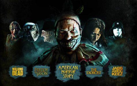 Spook-tacular Halloween events