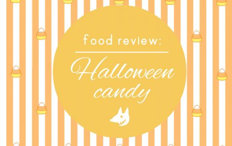 Halloween candy review