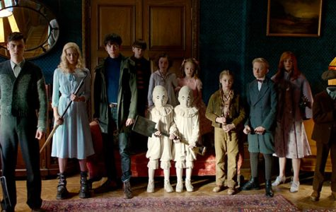 Now Showing: Miss Peregrine's Home for Peculiar Children