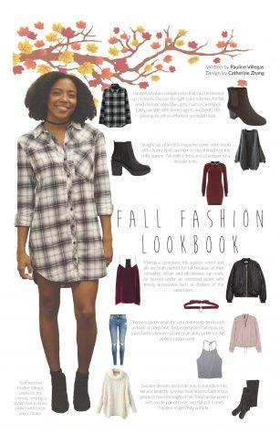 Fall fashion lookbook