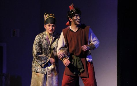 Journey to the fall play