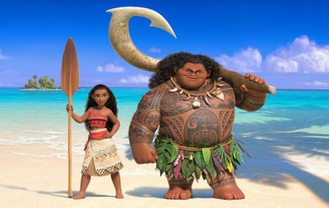 Now Showing: Moana