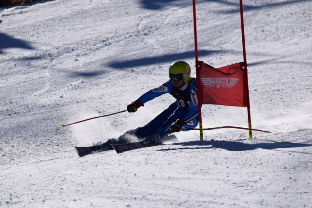 Junior+William+Liang+has+been+skiing+competitively+since+the+age+of+13.