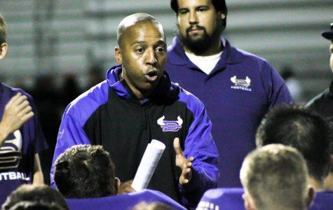 Football head coach resigns