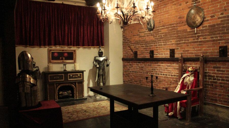 """Photo courtesy of NPR Escape Rooms offer a physical and intellectual puzzle for adventure seekers. Players are locked into a room while riddles and clues are provided to """"escape"""" the eerie locked rooms within time limitations ranging from an hour to two hours."""