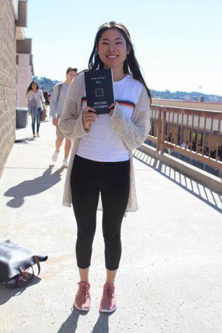 STUDENT SPOTLIGHT: Monica Lin
