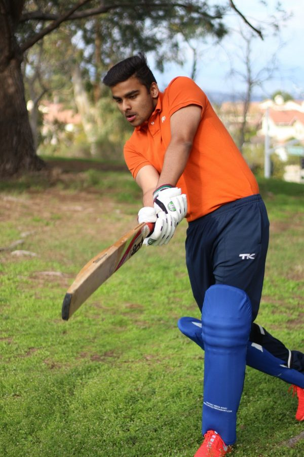 Senior Pakshal Shah said that he was inspired to play cricket by Team India's captain, Virat Kohli. Shah has played for various SoCal teams.