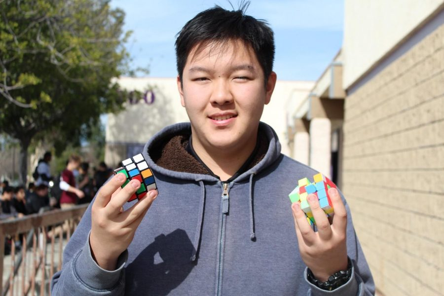 Cubing Competitor