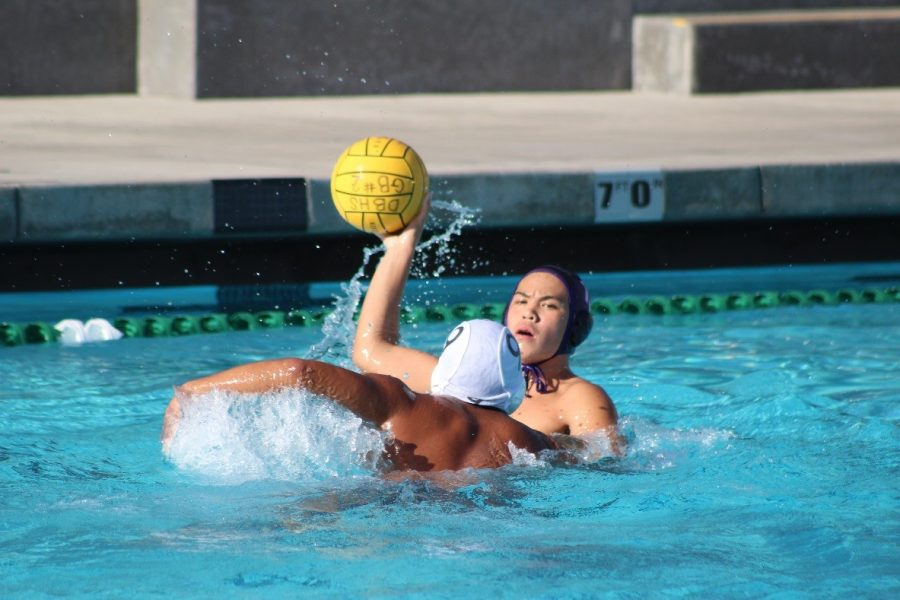 Junior Ashley Yoo and junior Aaron Velarde have been a part of the water polo program since its creation in 2014.