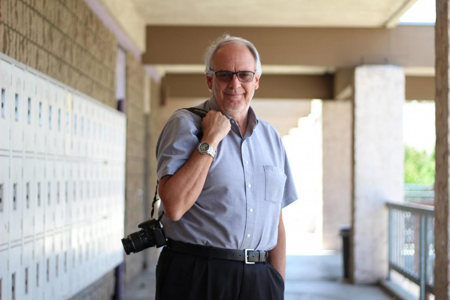 DBHS photography teacher honored as top educator