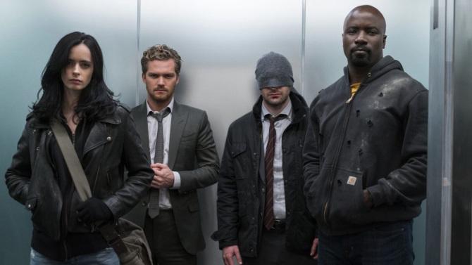 Netflix series: Defenders