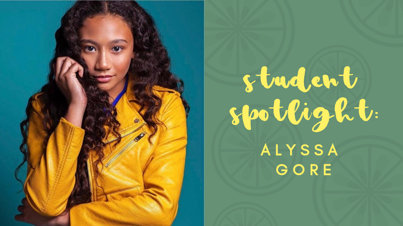 Student Spotlight: Alyssa Gore