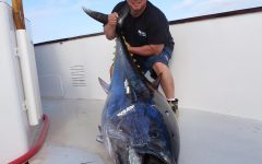 A reel passion for fish