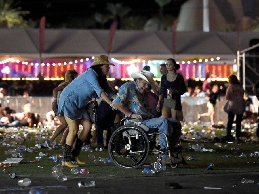 DBHS alumni hurt in Las Vegas shooting