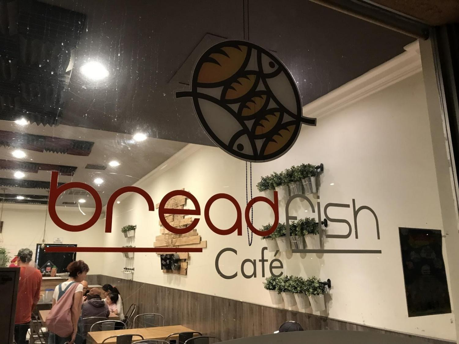 Family owned restaurant Breadfish Cafe serves classic Taiwanese snacks and drinks, including popcorn chicken and tea.