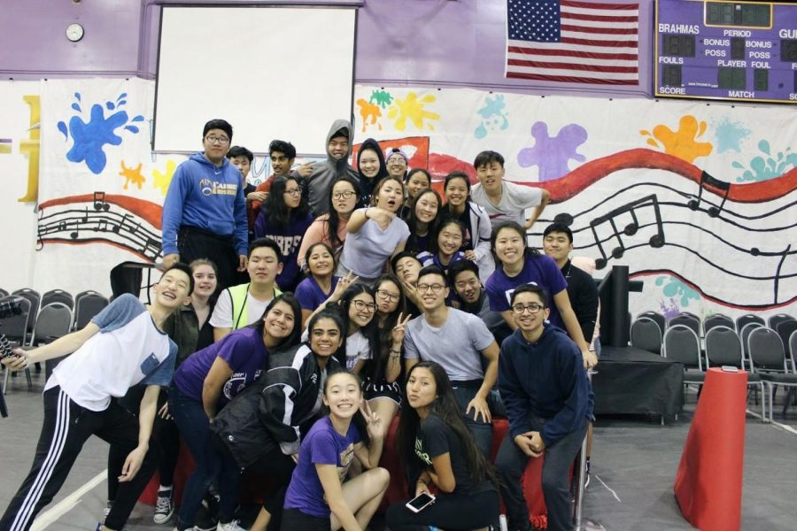 The+2017+USB+plans+school+activities+such+as+the+Branding+Iron+and+the+performing+arts+rally%2C+pictured+above.++