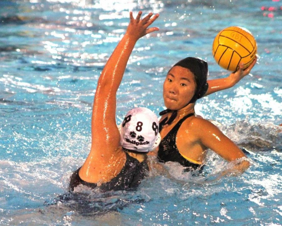 Senior Ashley Yoo was the leading scorer for the 2017 CIF Finals team.