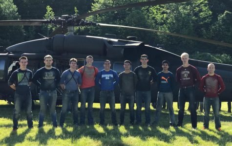 An unconventional summer camp