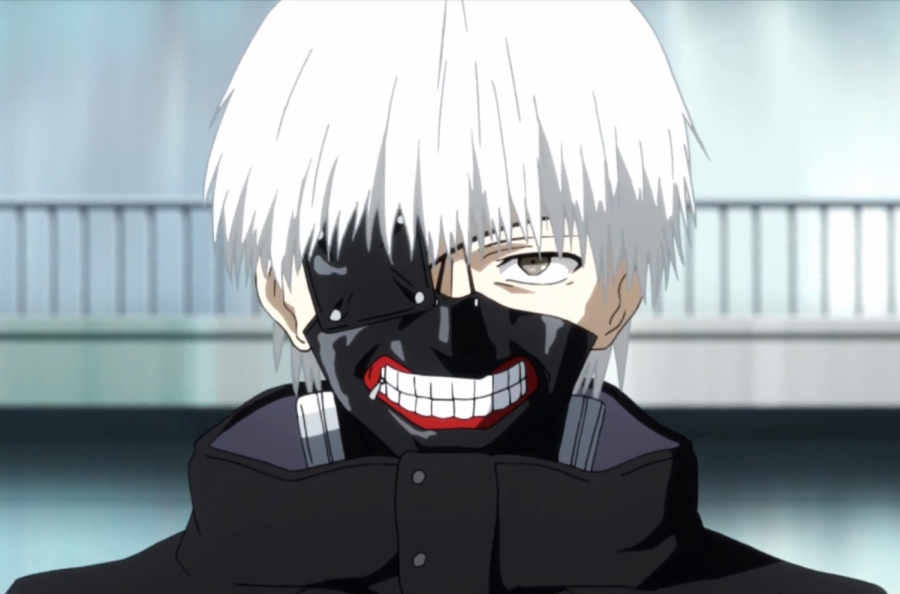 Ken+Kaneki+is+the+main+character+of+%22Tokyo+Ghoul%2C%22+a+popular+dark+anime.+