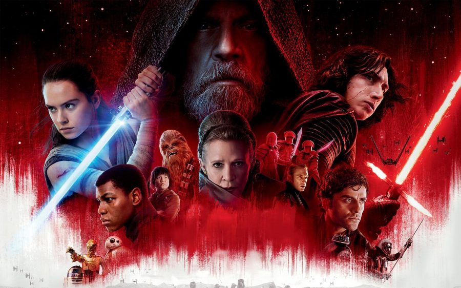 Now Showing: Star Wars: The Last Jedi