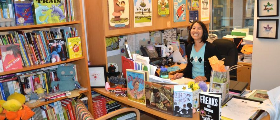 DBHS 1992 Alumna Alvina Ling is currently Editor-in-Chief for Little, Brown Books for Young Readers in Boston.