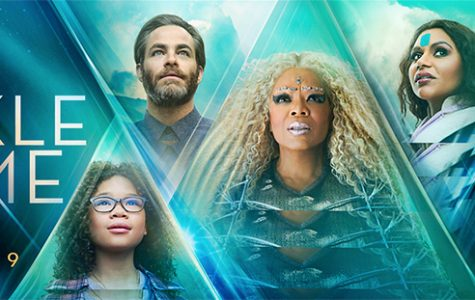Now Showing: A Wrinkle in Time
