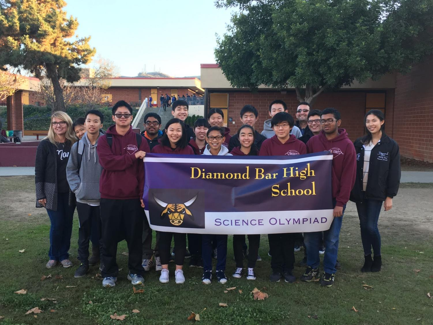 Brahmas competing at the California Institute of Technology ranked sixth place.