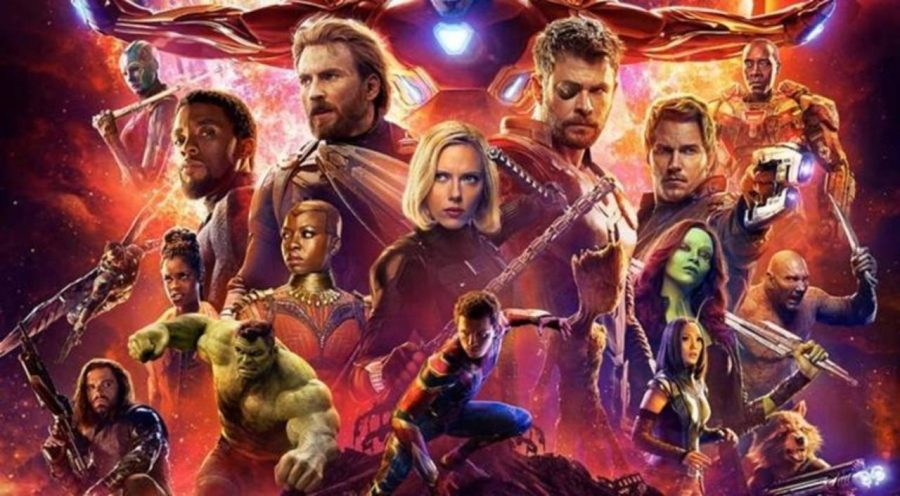 Now Showing: Avengers: Infinity War