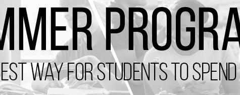 PRO/CON: Summer Programs