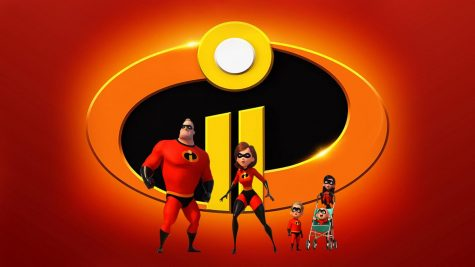 Now Showing: Incredibles 2