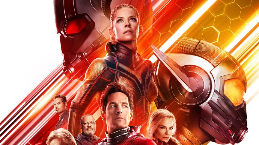 Now Showing: Ant-Man and the Wasp