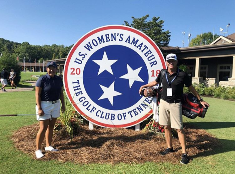 Golfers Take Step Forward to Internationals