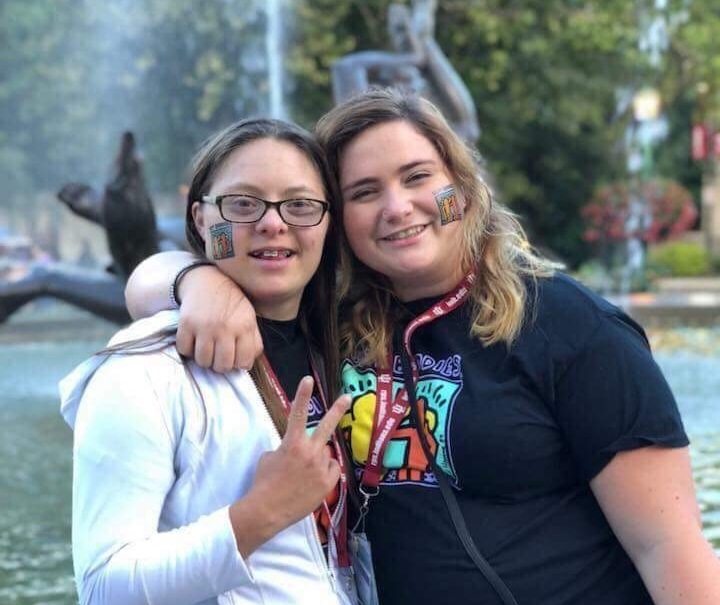 Alumna Takes Best Buddies to the Next Level