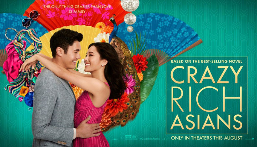 Now Showing: Crazy Rich Asians