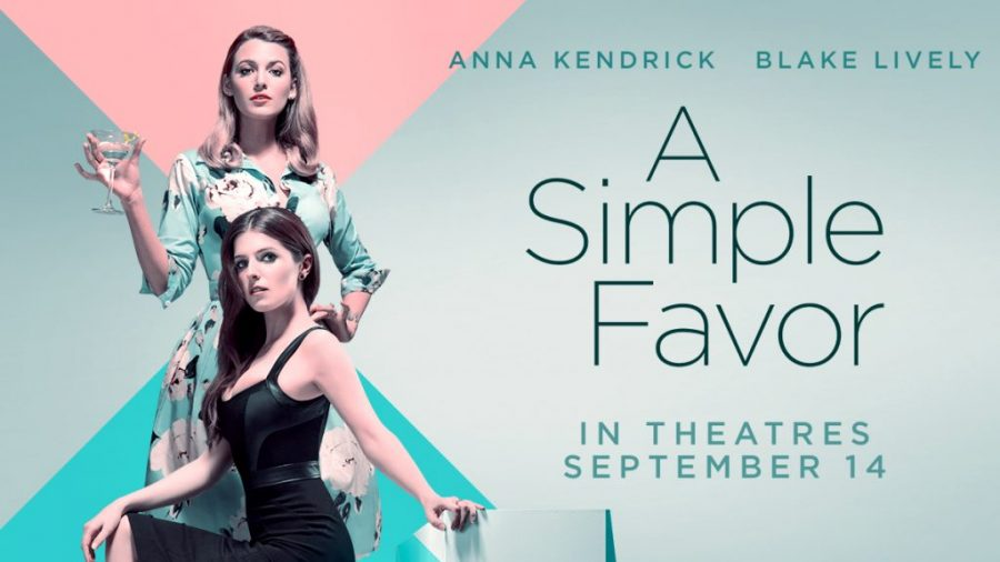 Now Showing: A Simple Favor