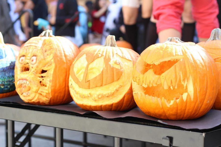 Halloween haunts DBHS