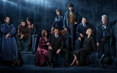 Now Showing: Fantastic Beasts: The Crimes of Grindelwald