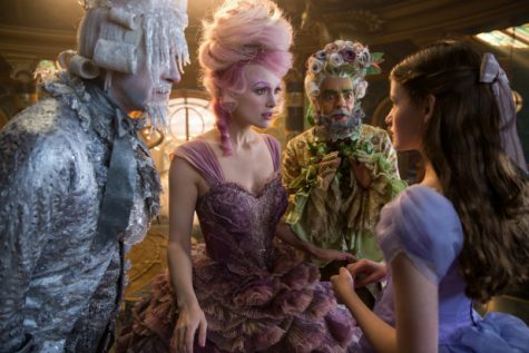 Now Showing: The Nutcracker and the Four Realms