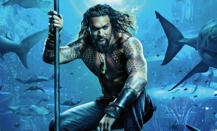 Now Showing: Aquaman