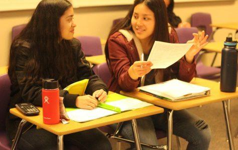 Saving students' grades