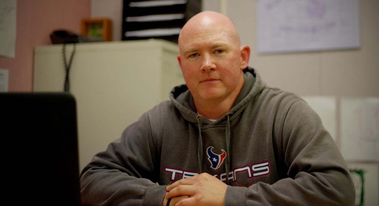 Basketball coach John Martin has been undergoing treatment for skin cancer.