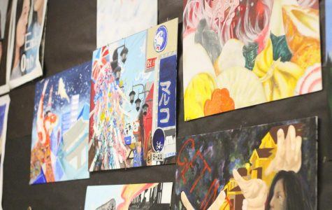 Picture perfect view into DBHS art