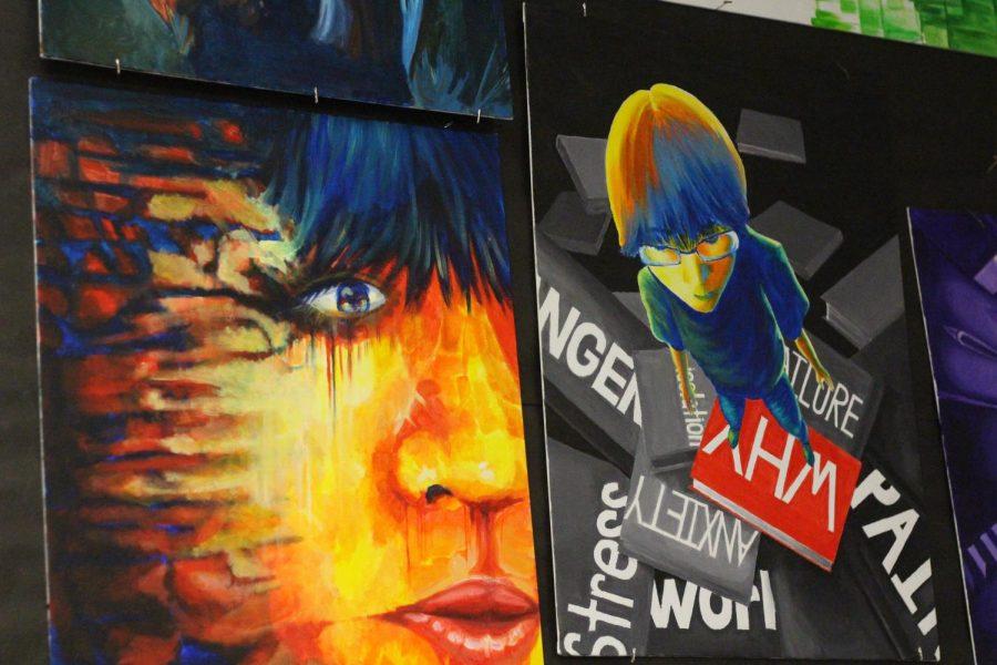 Portfolios from AP Studio Art (Gallery)