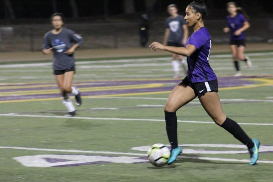 Beaulieu+played+soccer+for+a+decade%2C+later+joining+varsity+sophomore+year+and+leading+the+team%E2%80%99s+defense+to+CIF+playoffs.%0A%0A
