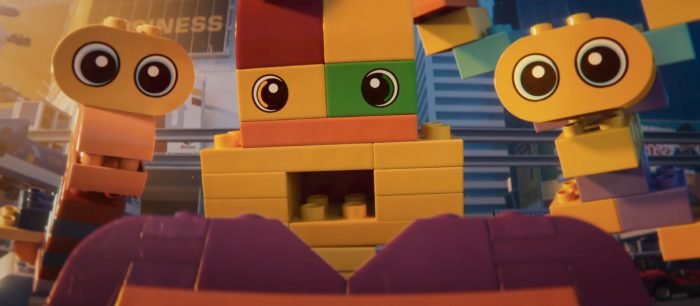 Now Showing: Lego Movie 2