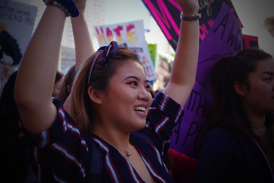 2019 Women's March Los Angeles
