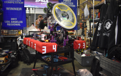 Robotics blasts into season with new competition