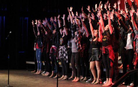 New talent to mentor choir