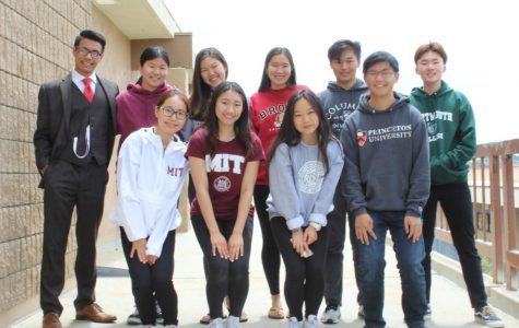 Taking on top universities