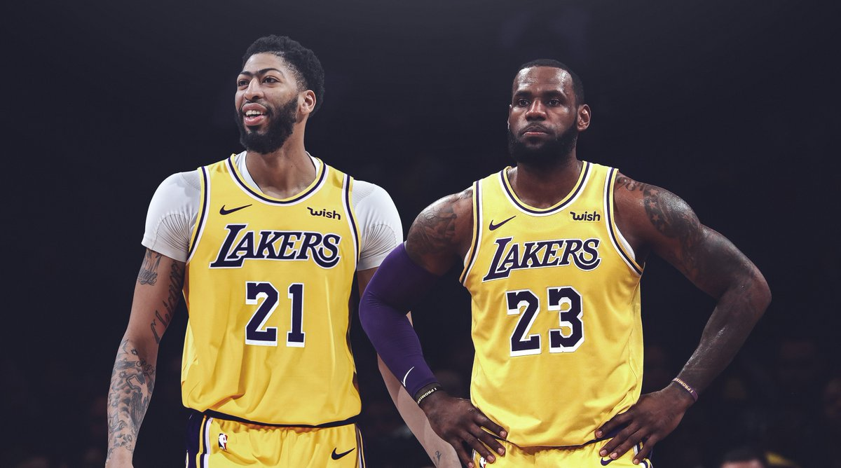 LA's newest assets in the NBA